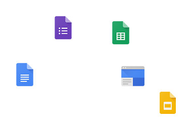 Google Apps Collaboration Tools
